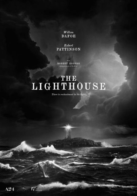 Скачать с turbobit Маяк / The Lighthouse (2019)