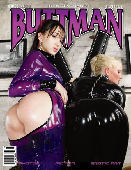 Скачать с turbobit Buttman - Volume 09 No. 4