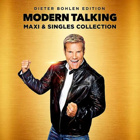 Скачать с turbobit Modern Talking - Maxi And Singles Collection (2019) MP3