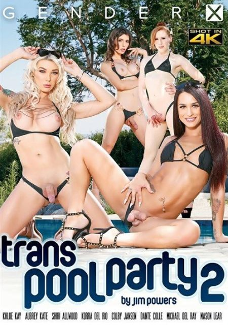 Скачать с turbobit Trans Pool Party 2 [2019]