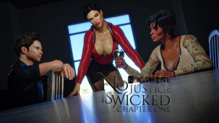 Скачать с turbobit No Justice is Wicked. Chapter One