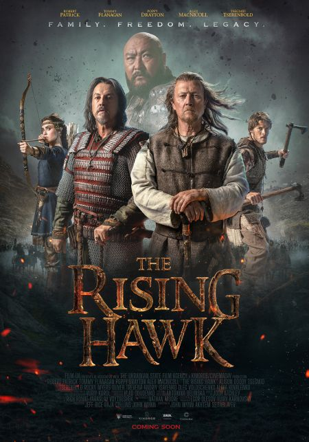 Скачать с turbobit Захар Беркут / The Rising Hawk [2019]