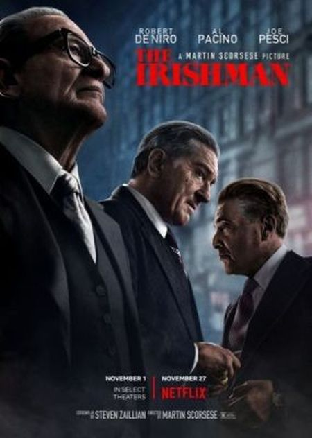 Скачать с turbobit Ирландец / The Irishman [2019]